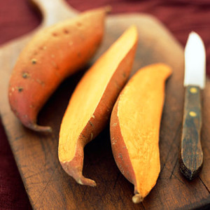 Candida Diet sweet potato